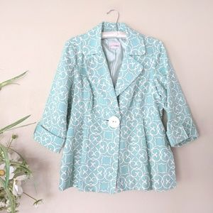 {3 sisters} blazer jacket